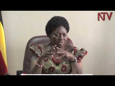 Speaker Kadaga expresses concern over the continued practice of female genital mutilation (видео)