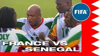 Video Senegal's Sensational 2002 World Cup Journey (EXCLUSIVE) MP3, 3GP, MP4, WEBM, AVI, FLV September 2018