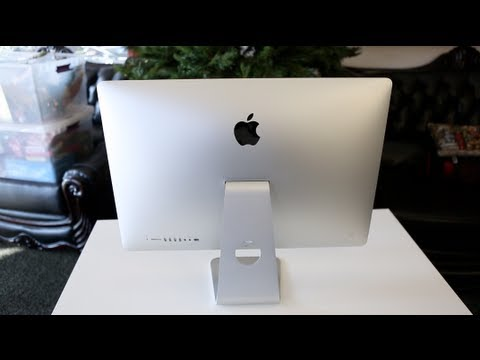 27 inch iMac (Core i7 GTX 680MX) Performance Review & Speedtest! (2012)