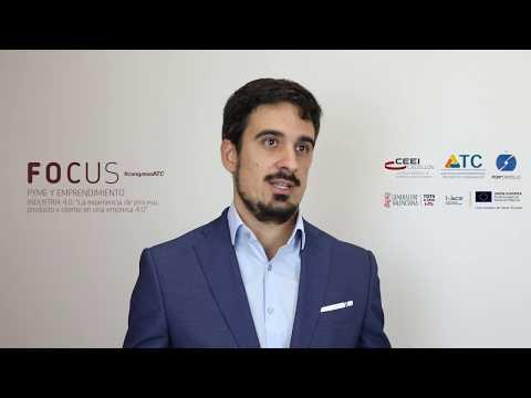 Focus Pyme Industria 4.0. Entrevista a Alfredo Raúl Cebrián. Cuatroochenta[;;;][;;;]