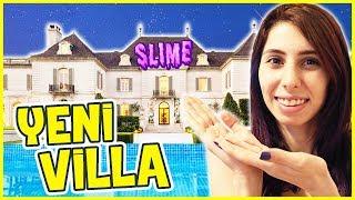 Yeni Villada Slime Challenge Slaym Malzemeleri Saklı Villa Eğlenceli Çocuk Videosu Dila Kent