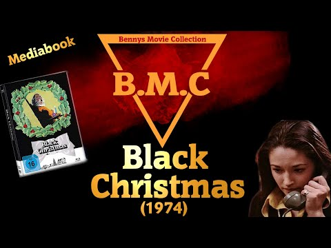 Black Christmas (1974) // Blu-Ray Mediabook // Capelight Pictures // Unboxing(German/Deutsch)