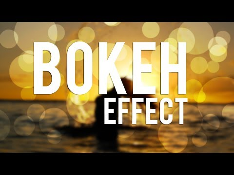 Video Photoshop Tutorial : Bokeh Effect download in MP3, 3GP, MP4, WEBM, AVI, FLV January 2017