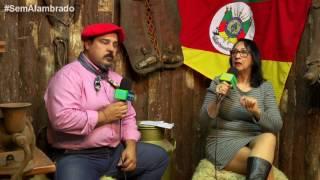 SEM ALAMBRADO - O INCENTIVO A CULTURA DE TAPES COM NEILA SANTOS.
