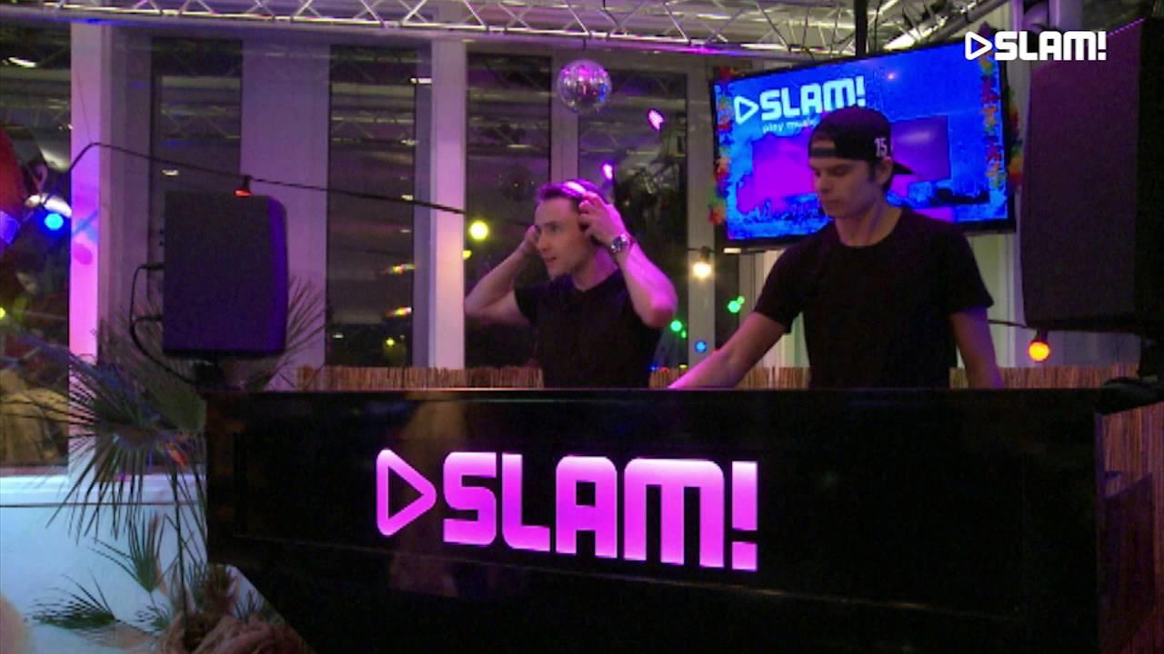 Lucas & Steve - Live @ SLAM!FM 2016