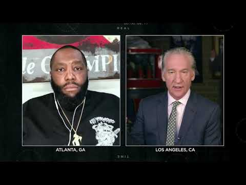"""Michael """"Killer Mike"""" Render   Real Time with Bill Maher (HBO)"""