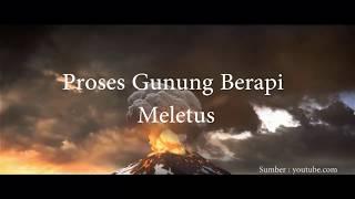 Download Video NGERI!!! INILAH PROSES TERJADINYA GUNUNG BERAPI MELETUS SEPERTI DI GUNUNG AGUNG MP3 3GP MP4