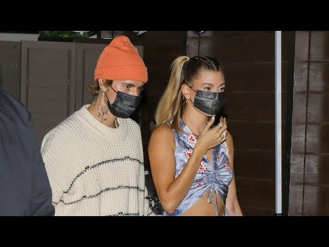 Hailey Baldwin Is Dressed To Impress For Romantic Night Out With Justin Bieber