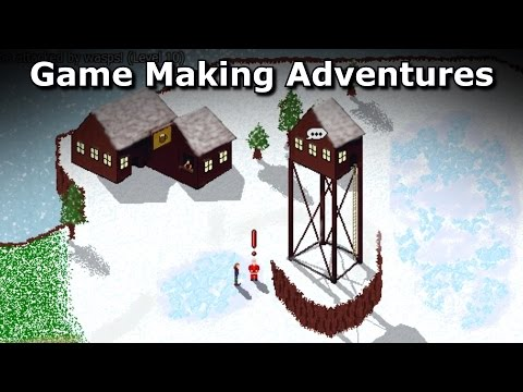 The Game Making Journey 7