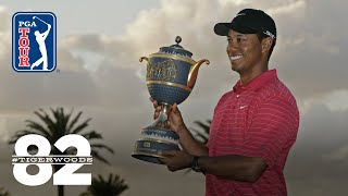 Tiger Woods wins 2007 WGC-CA Championship | Chasing 82 by PGA TOUR