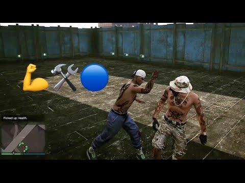 GTA 5 ONLINE PATU/CHOP MONTAGE 3