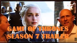 Game of Thrones Season 7 is coming - here Matt and Lucy of Scholagladiatoria take a look at the trailer and review/analyse the weapons, armour and combat glimpsed in the trailer.