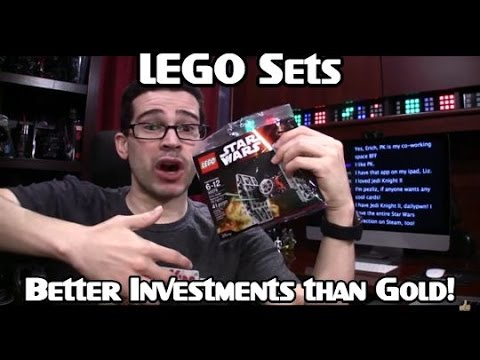 LEGO SETS ARE BETTER INVESTMENTS THAN GOLD