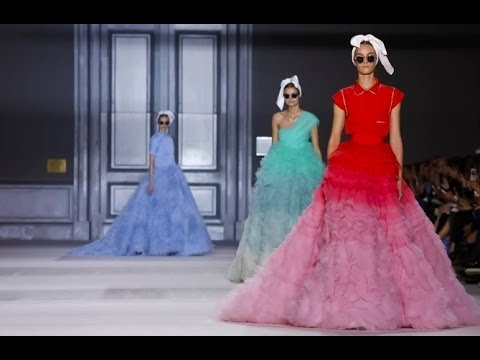 Giambattista Valli | Haute Couture Fall Winter 2014/2015 Full Show | Exclusive