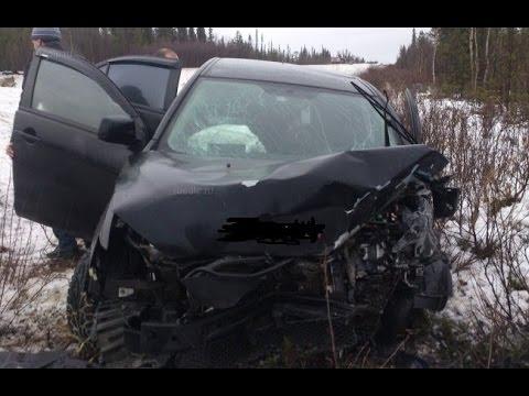 Подборка аварий и дтп  от 10.03.2016