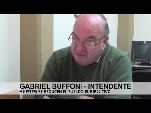 DECLARACIONES DEL INTENDENTE DE CAPILLA: NOTA AL INTENDENTE BUFFONI: CRISIS, AJUSTES Y MORATORIA