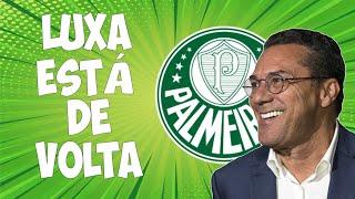 Salário, multa, duração, comissão... os detalhes de Luxemburgo no Palmeiras