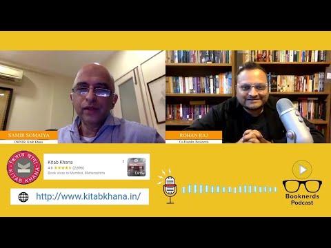 Booknerds Podcast | Samir Somaiya | Kitab Khana
