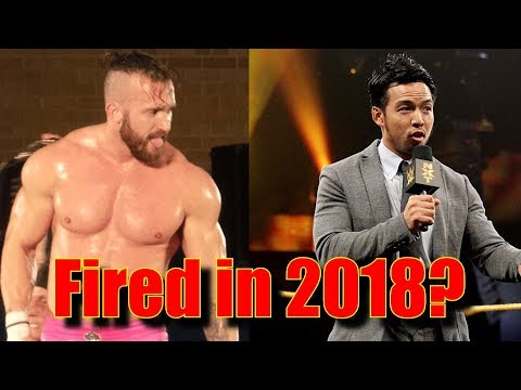 10 WWE Wrestlers Who Might Get FIRED/RELEASED in 2018!