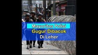 Video Sadis!! Mayoritas Polisi Dibacok Di Leher | Rusuh di Rutan Mako Brimob MP3, 3GP, MP4, WEBM, AVI, FLV Agustus 2018