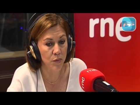 María Dolores de Cospedal en Las Mañanas de RNE