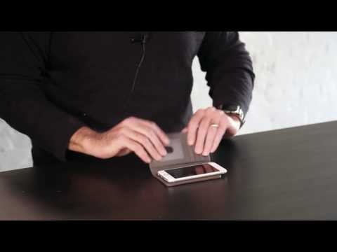 Bella Fino iPhone 6 Plus Wallet Case Video