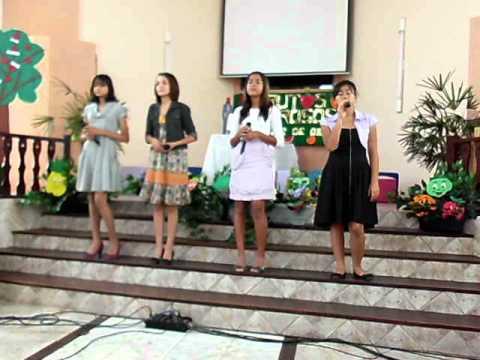 Quarteto Harmony em Iguape.AVI