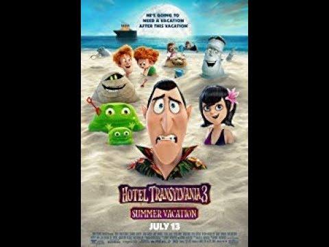 Hotel Transylvania 3 Summer Vacation (2018) Movie Review aka After I Saw
