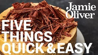 5 Things… Quick and Easy by Jamie Oliver