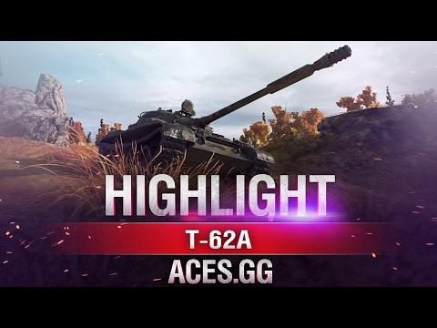 Волшебный Танк.Т-62А в World of Tanks!