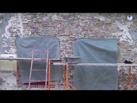 comment reparer mur exterieur