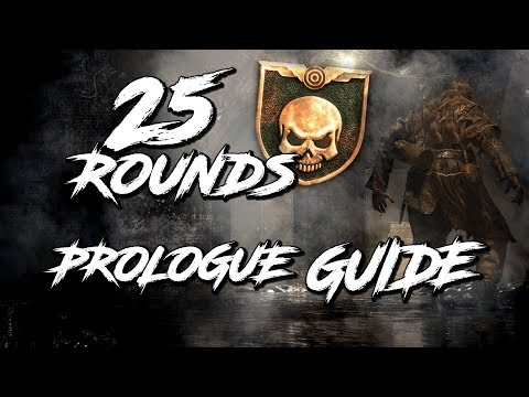 PROLOGUE ROUND 25 GUIDE [WW2 ZOMBIES] [MOUNTAINEER CHALLENGE] (видео)