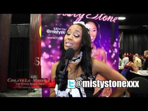 MISTY STONE INTERVIEW N.Y. EXXXOTICA 2012