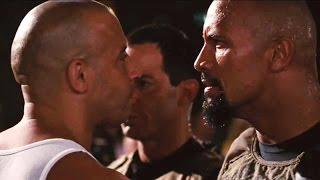 Nonton Fast Five - Dominic Toretto Vs Agent Luke Hobbs (2011) Film Subtitle Indonesia Streaming Movie Download