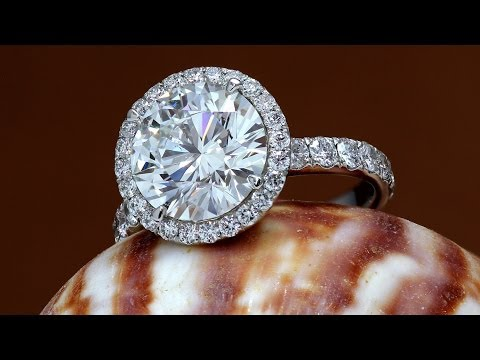 2014 Top 10 Ladies Diamond Engagement & Wedding Ring Collection | HD