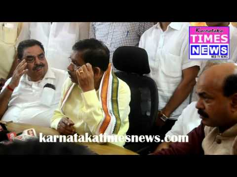 Dr G Parameshwara  visited Mangaluru
