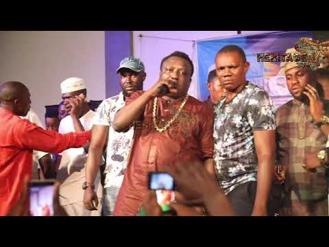 OSUPA AND OBIRERE FREESTYLE ON STAGE