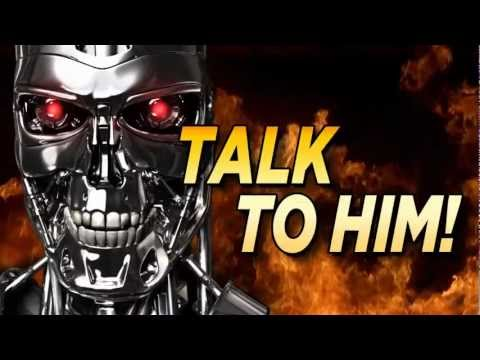 Video of Talking Cyborg