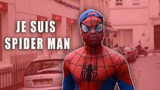 Video JE SUIS SPIDER-MAN MP3, 3GP, MP4, WEBM, AVI, FLV Oktober 2017