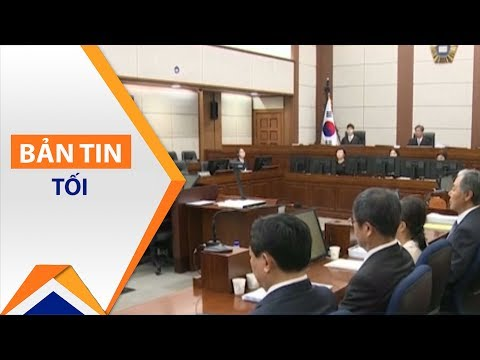 Cựu Tổng thống Hàn Quốc chối bay mọi cáo buộc | VTC1 - Thời lượng: 2 phút, 28 giây.