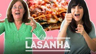 Video LASANHA COM MASSA FRESCA CASEIRA | TODO MUNDO CONTRA DANI feat. TIA JÔ | DANI NOCE RECEITA MP3, 3GP, MP4, WEBM, AVI, FLV Mei 2018