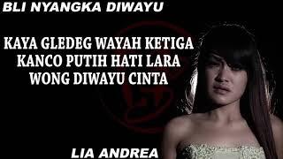 BLI NYANGKA DIWAYU - LIA ANDREA   Album Terbaru 2018