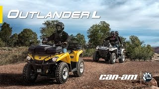 3. Introducing the All-New 2015 Can-Am Outlander L