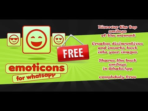 Video of Emoticons Whats app