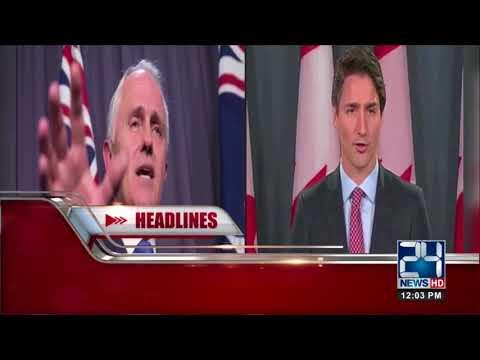 News Headlines | 12:00 PM | 14 April 2018 | 24 News HD
