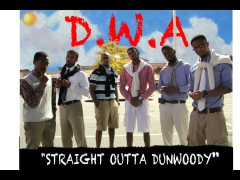 Straight out of Dunwoody