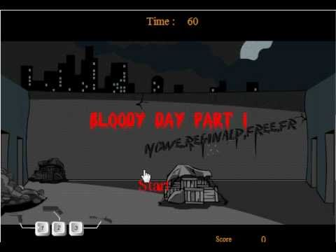 Lets Play:bloody day
