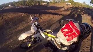 4. 2017 Husqvarna FX 350 Review - First Impressions. Albany MX