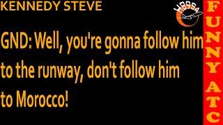 Video Funny JFK ATC: YOUR WISH IS MY COMMAND!!! MP3, 3GP, MP4, WEBM, AVI, FLV Agustus 2019