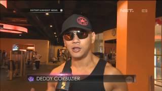 Video Deddy Corbuzier Tidak Kapok Angkat Beban Berat - Entertainment News MP3, 3GP, MP4, WEBM, AVI, FLV April 2019